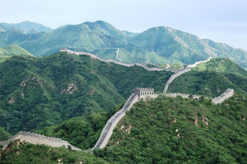 Kineski zid ujedno je i najveća drevna arhitektura